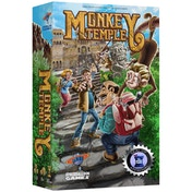 Monkey Temple Board Game