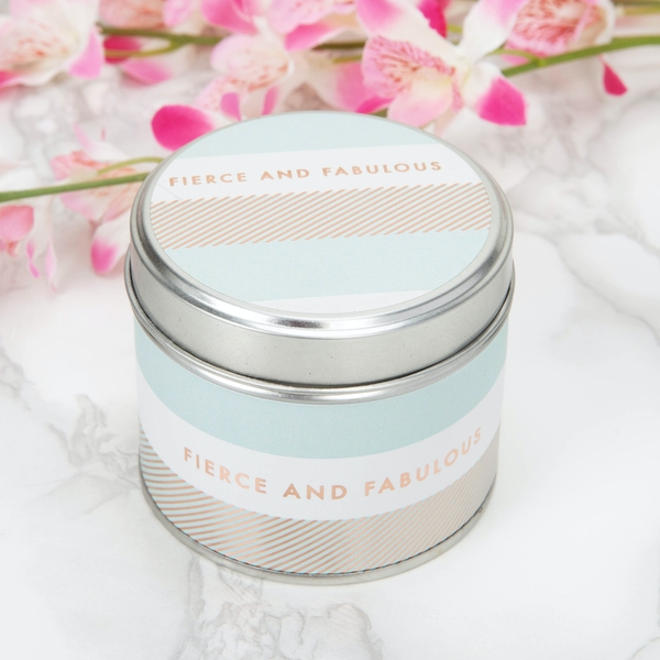 By Appointment Deluxe Tin Candle - Fierce & Fabulous