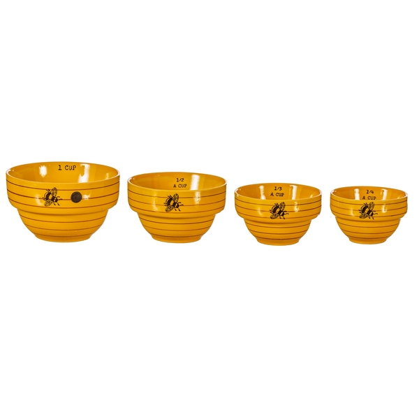Sass & Belle Bee Hive Measuring Bowls
