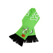 Nintendo Super Mario Bros. Yoshi Knitted Scarf - Green/White