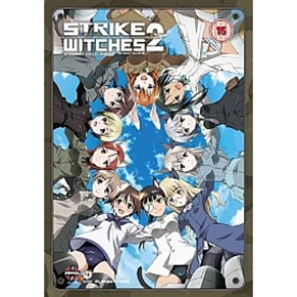 Strike Witches Series 2 DVD