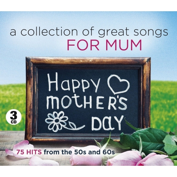 Various Artists - A Collection Of Great Songs For Mum CD