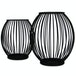Cage Candle Holders - Set of 2 | M&W - Image 7
