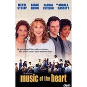 Music Of The Heart DVD