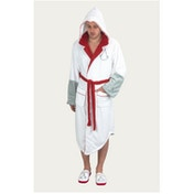 Assassins Creed Master Assassin Adult Fleece Bathrobe