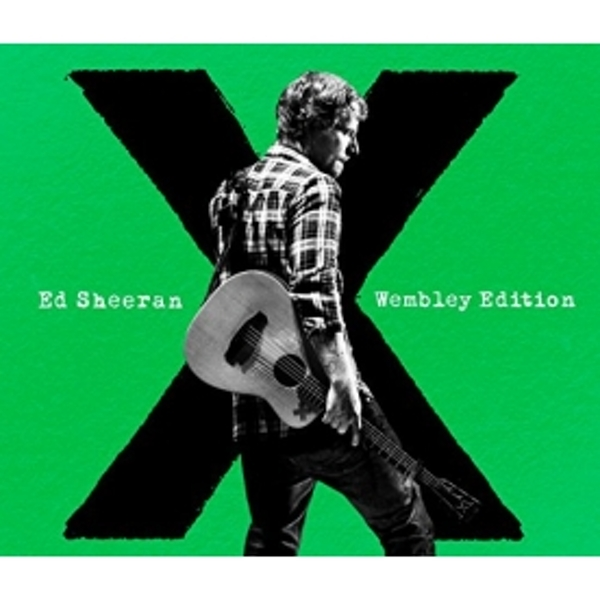 Ed Sheeran - x Wembley Edition CD+DVD