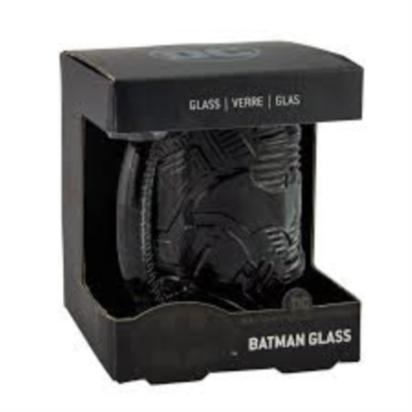 Batman - Batman Shaped Glass Tankard