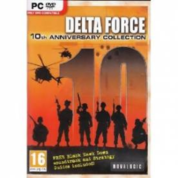 Delta Force 10th Anniversary Collection Game PC