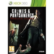 Crimes and Punishments Sherlock Holmes Xbox 360 Game