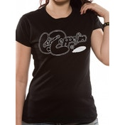 Led Zeppelin - Logo III Women's X-Large T-Shirt - Black