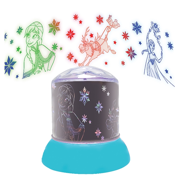 Lexibook NLJ030FZ Disney Frozen Projector Night Light