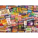 Gibsons 1980's Sweet Memories Jigsaw Puzzle - 500 Pieces - Image 3