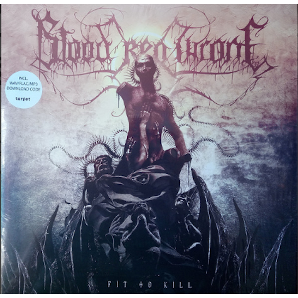 Blood Red Throne - Fit To Kill (Transparent Vinyl)