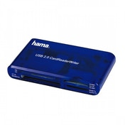 Hama USB 2.0 Card Reader - 35 In 1 55348