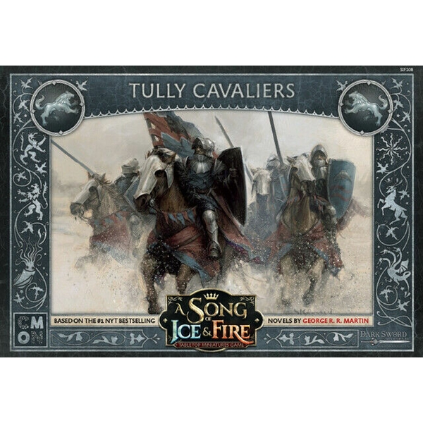 A Song Of Ice and Fire - Tully Cavaliers Expansion Board Game