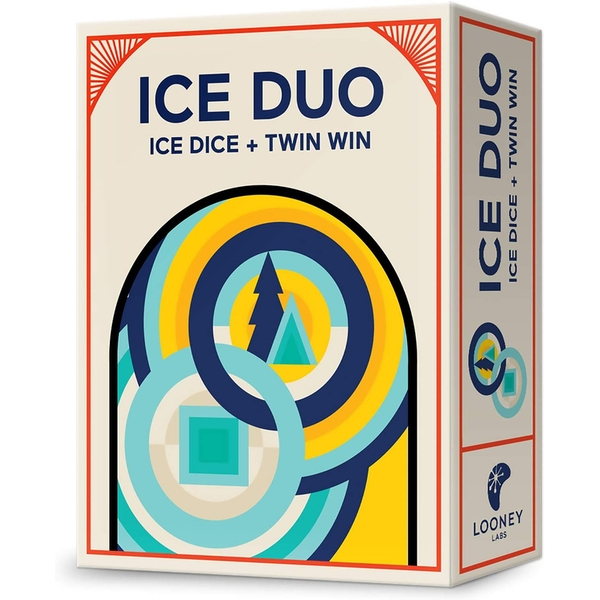 Ice Duo: Ice Dice & Twin Win Dice Game