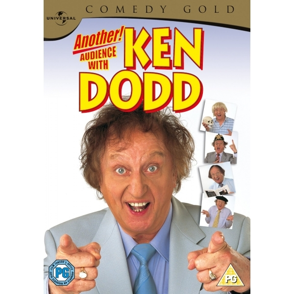 Comedy Gold: Ken Dodd - Another Audience With... DVD