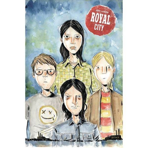 Royal City: Volume 2: Sonic Youth
