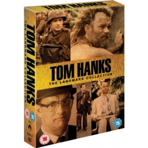 Tom Hanks Collection DVD