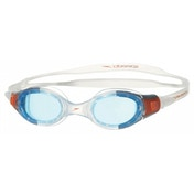 Speedo Future Biofuse Junior Swim Goggles Clear/Blue