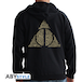 Harry Potter - Deathly Hallows Men's Small Hoodie - Black - Image 2