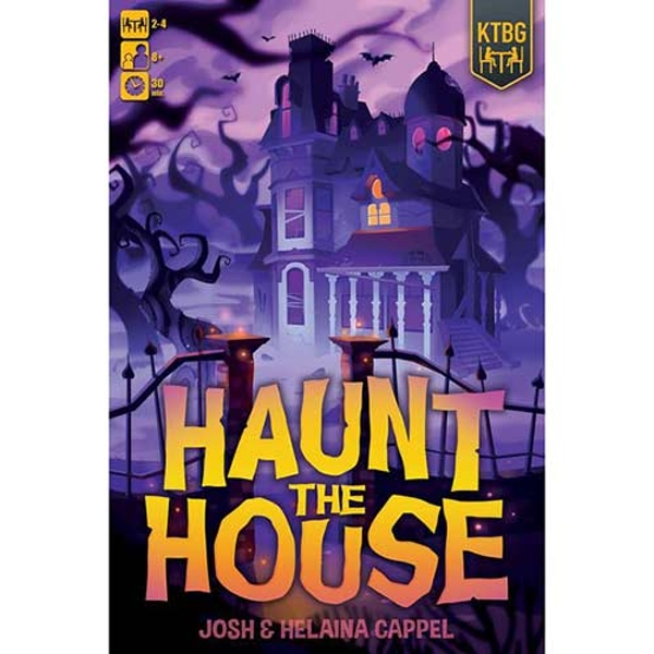 Haunt the House Card Game