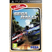 Sega Rally Game PSP