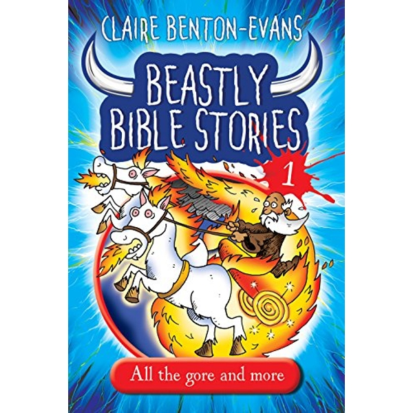 BEASTLY BIBLE STORIES BK1  Paperback 0