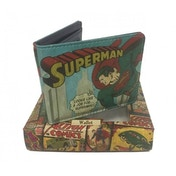 Vintage Superman Wallet