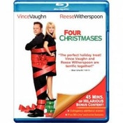 Four Christmases Blu-Ray