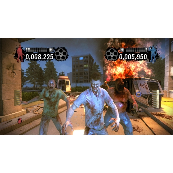 House Of The Dead Overkill Extended Cut (Move Compatible) Game PS3 - Image 2