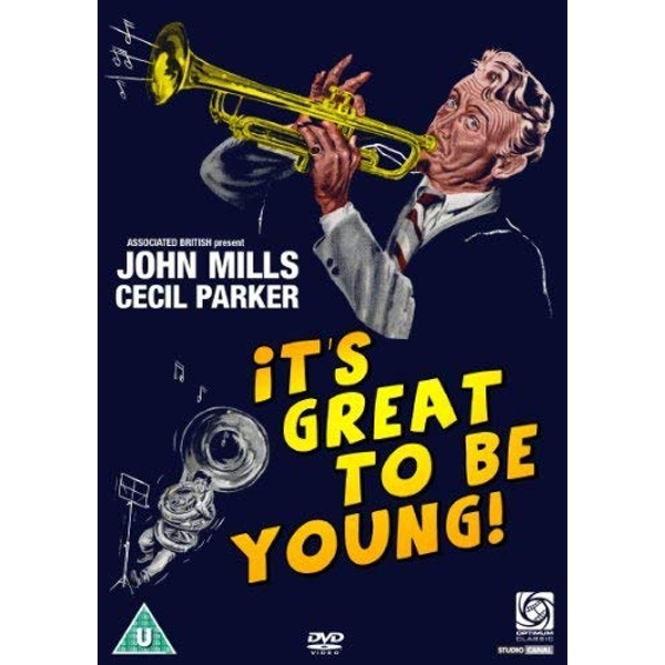 It's Great To Be Young DVD