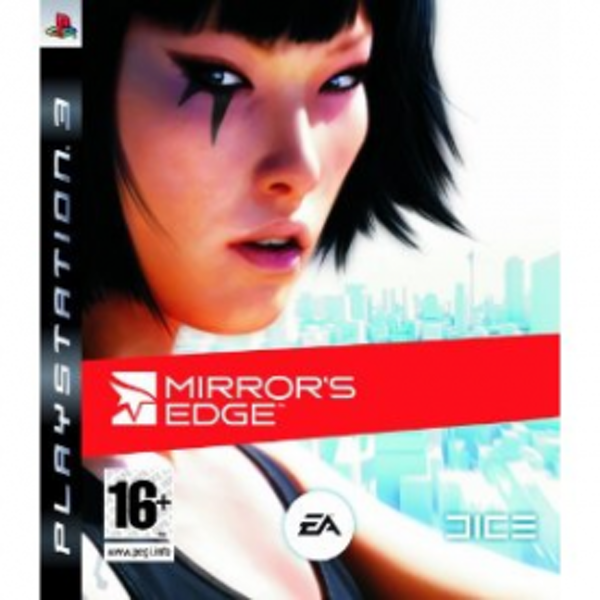 Mirrors Edge Game PS3