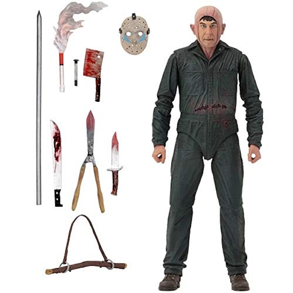 Roy Burns Pt 5 (Friday the 13th )  Ultimate 7 Inch Scale Action Figure