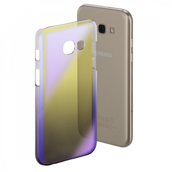 Hama Mirror Cover for Samsung Galaxy A3, yellow/purple