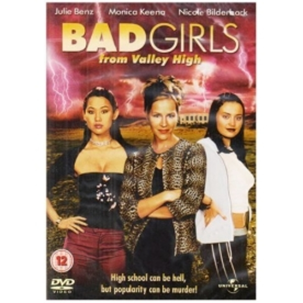 Bad Girls From The Valley High DVD