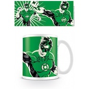 Justice League Green Lantern Colour Mug