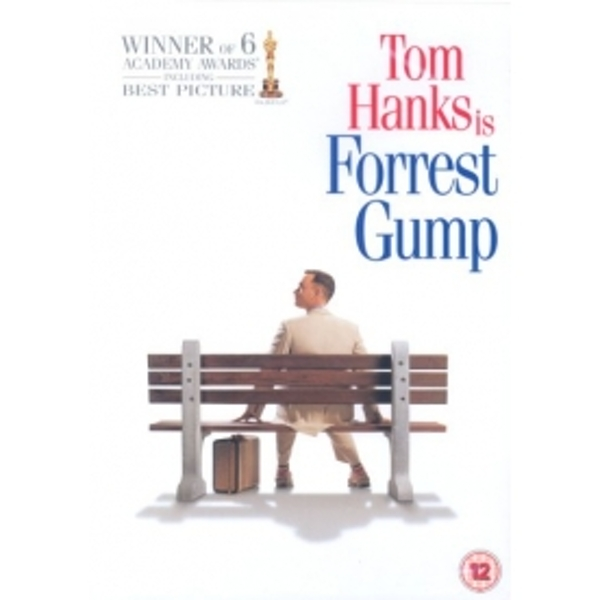 Forrest Gump 25th year anniversary edition DVD