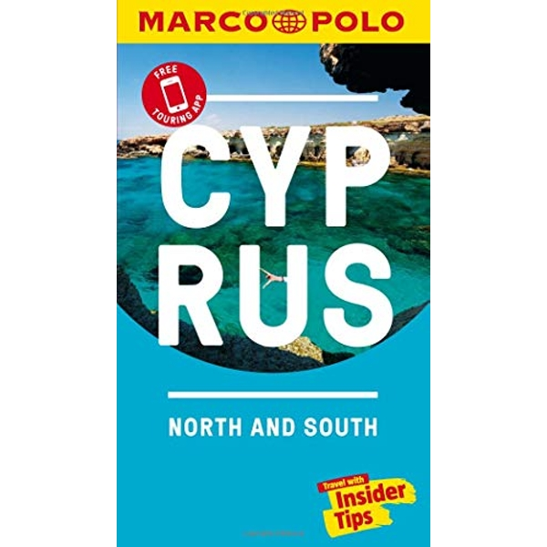 Cyprus Marco Polo Pocket Travel Guide - with pull out map  Paperback / softback 2018