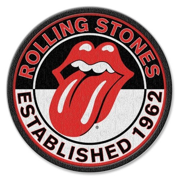 The Rolling Stones - Est. 1962 Standard Patch