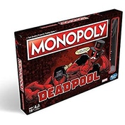 Deadpool Monopoly