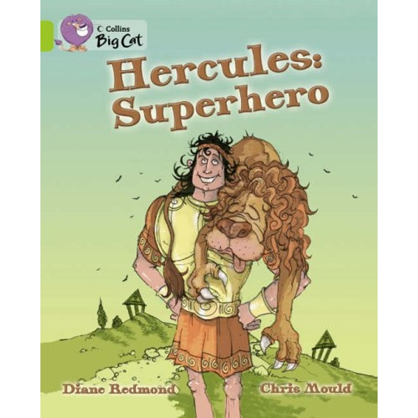 Hercules: Superhero: Band 11/Lime by Diana Redmond, Collins Educational, Chris Mould (Paperback, 2005)
