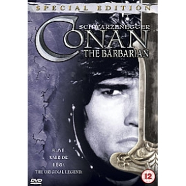 Conan The Barbarian (1981) DVD