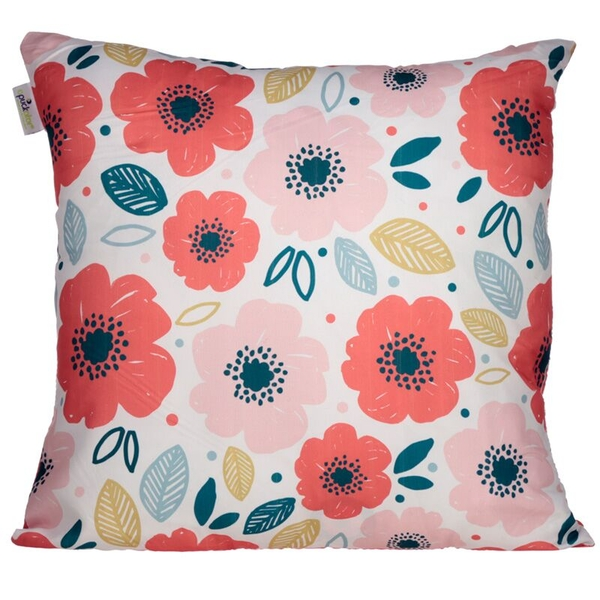 Poppies Design Cushion with Insert