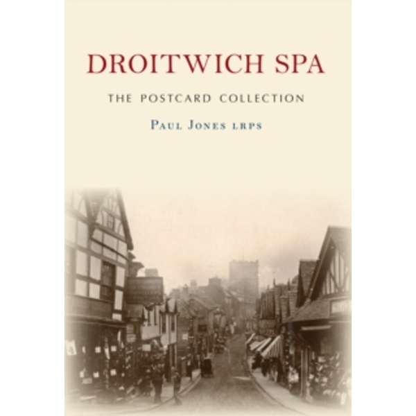 Droitwich Spa The Postcard Collection