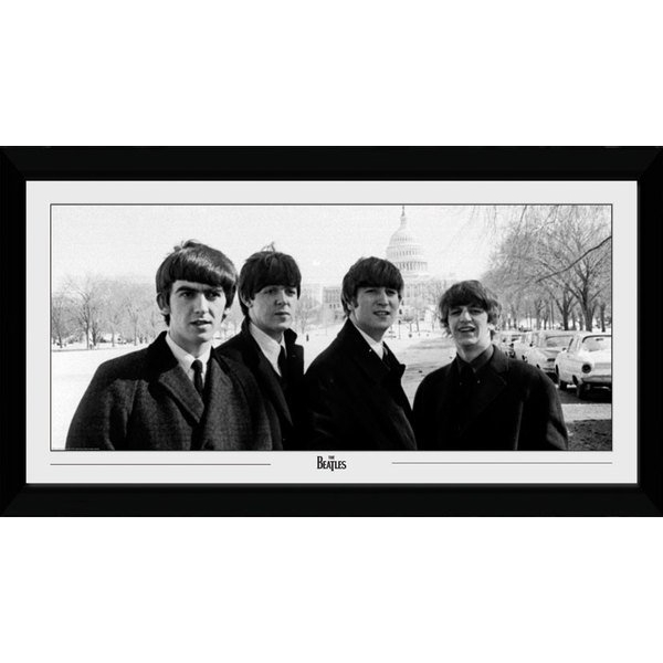 The Beatles Capitol Collector Print