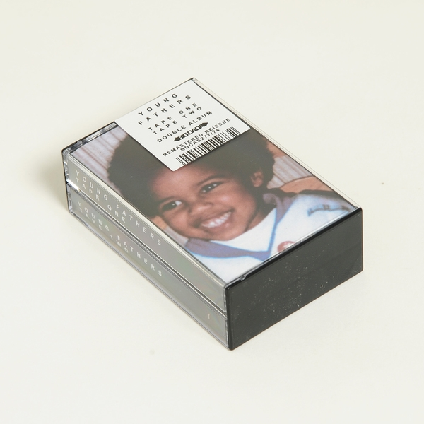 Young Fathers ‎- Tape One / Tape Two Cassette