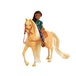 Spirit Small Doll & Classic Horse - Prudence and Chica Linda - Image 3