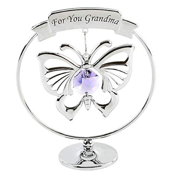 Crystocraft For You Grandma - Crystals From Swarovski?