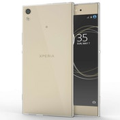 Sony Xperia XA1 (2017) Ultra Thin TPU Gel - Clear
